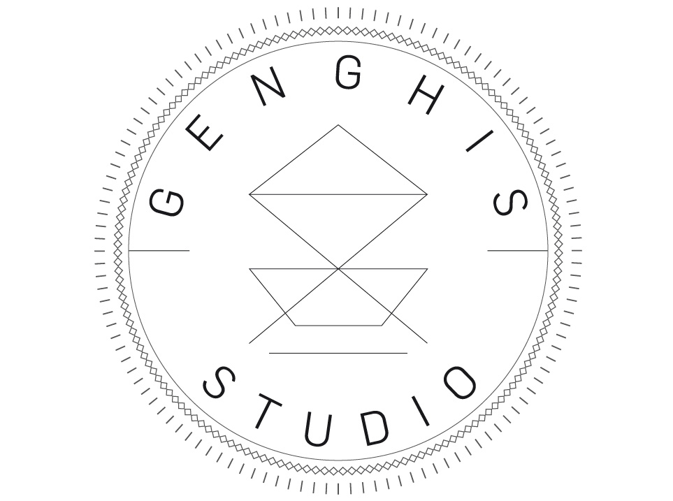 Logo Genghis Studio